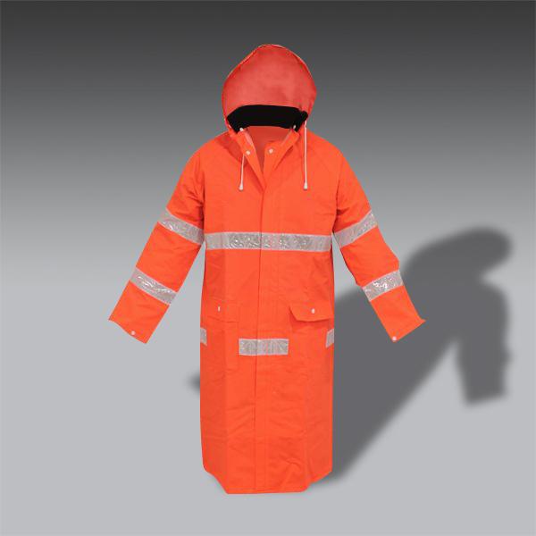 impermeable para la seguridad industrial I 6006 impermeable de seguridad industrial modelo I 6006