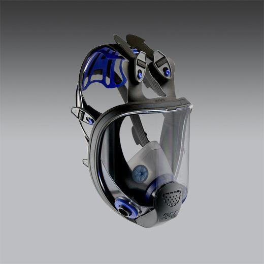 respirador cara completa para la seguridad industrial modelo 70071510831 respirador cara completa de seguridad industrial modelo 70071510831