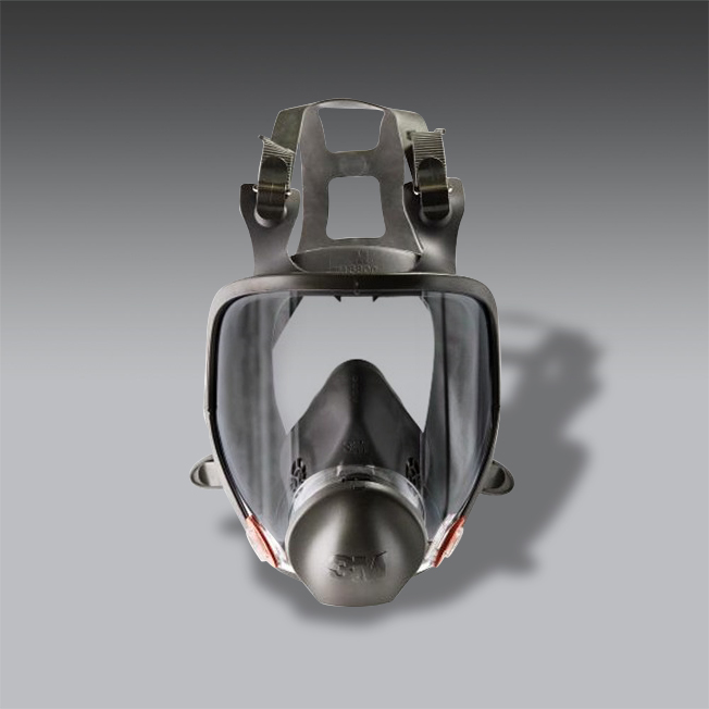 respirador cara completa para la seguridad industrial modelo MM 6800 respirador cara completa de seguridad industrial modelo MM 6800