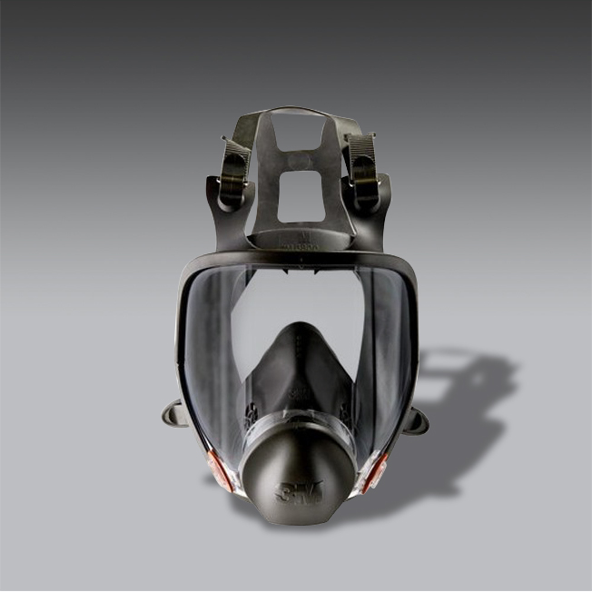 respirador cara completa para la seguridad industrial modelo MM 6900 respirador cara completa de seguridad industrial modelo MM 6900