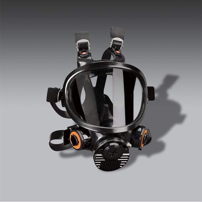 respirador cara completa para la seguridad industrial modelo MM 7800 S respirador cara completa de seguridad industrial modelo MM 7800 S