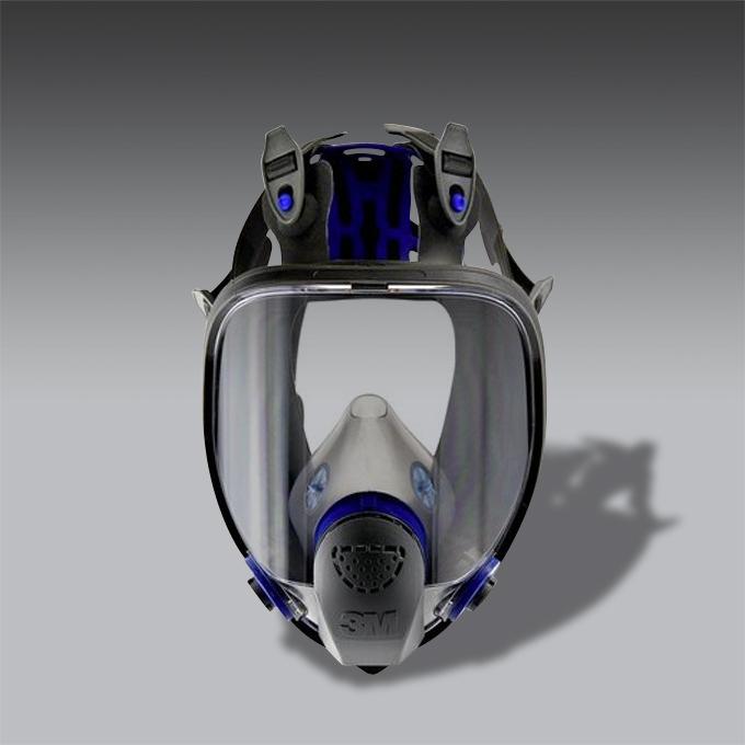 respirador cara completa para la seguridad industrial modelo MM FF 402 respirador cara completa de seguridad industrial modelo MM FF 402