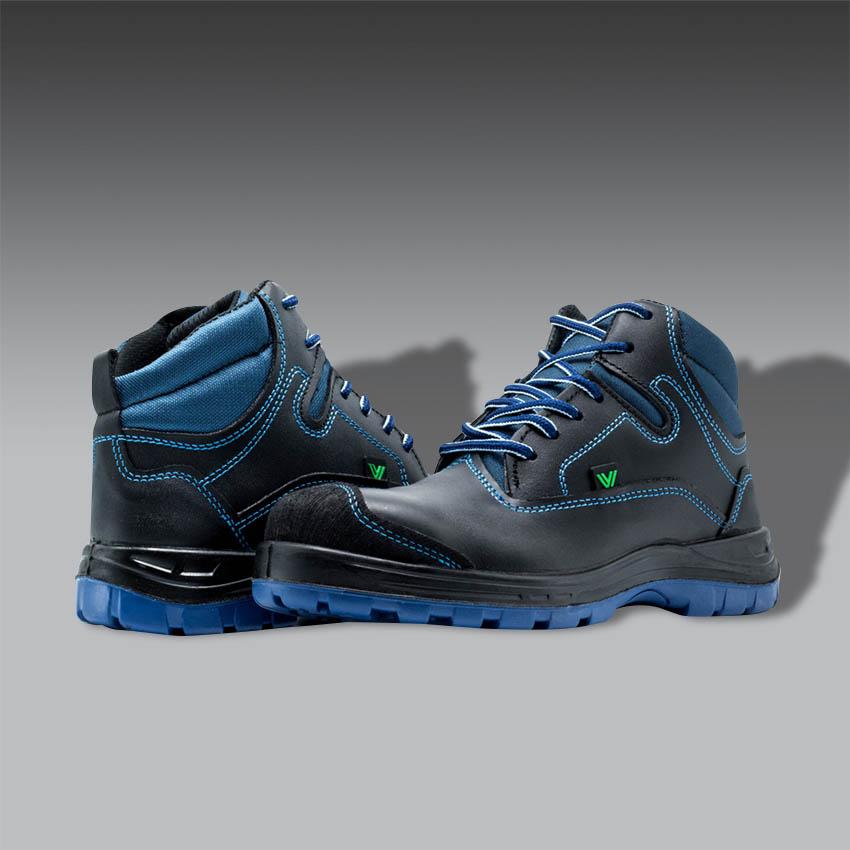 botas para la seguridad industrial BLUA KLN3D botas de seguridad industrial modelo BLUA KLN3D