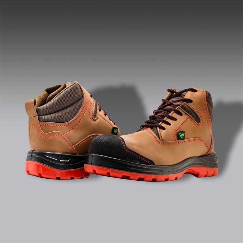 botas para la seguridad industrial BLUA KPK8D botas de seguridad industrial modelo BLUA KPK8D