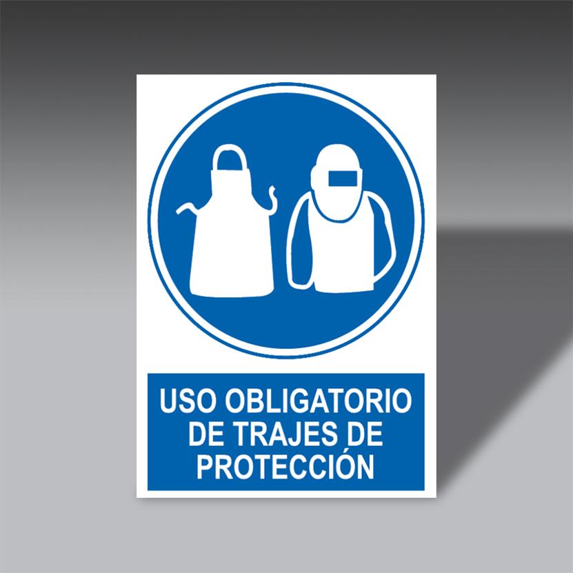 letreros obligacion para la seguridad industrial LO TR PRO letreros obligacion de seguridad industrial modelo LO TR PRO